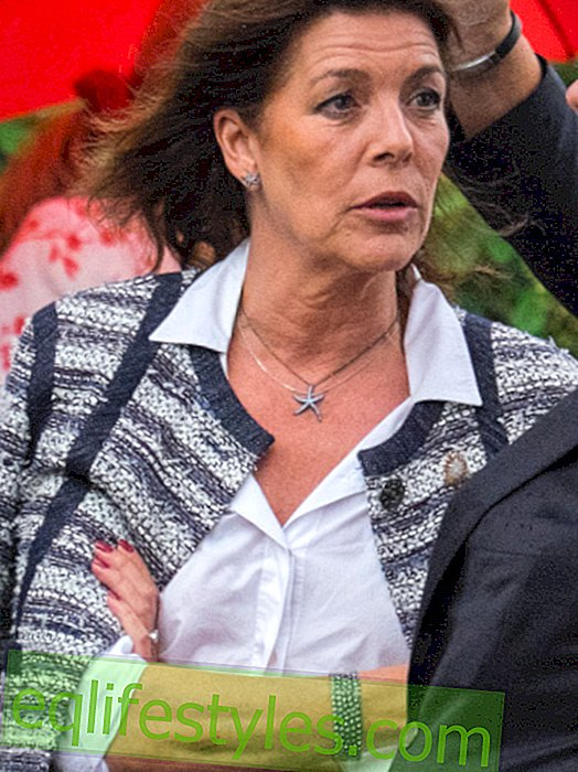Life - Princess Caroline of Monaco: humiliation of ex