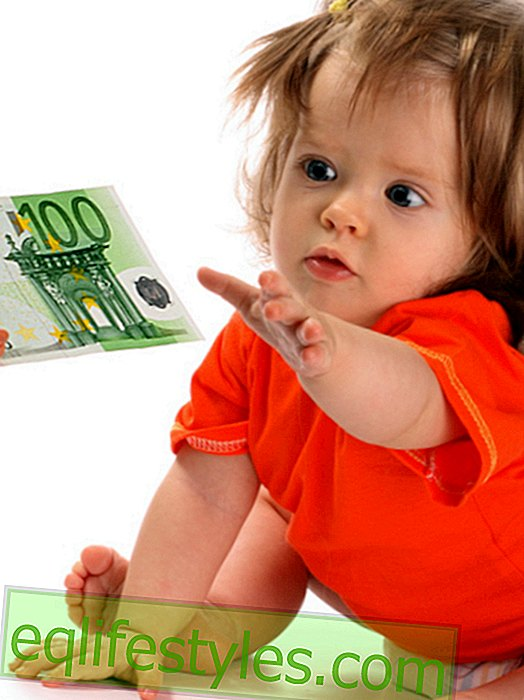 Child benefits are available from January only with tax number