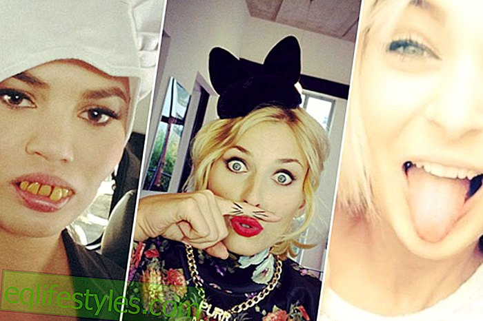 The 6 funniest Instagram videos of the stars