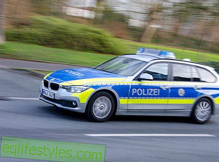 Police DetentionMoers: Illegal Car Race with Fatalities - Where is the Suspicious Driver?