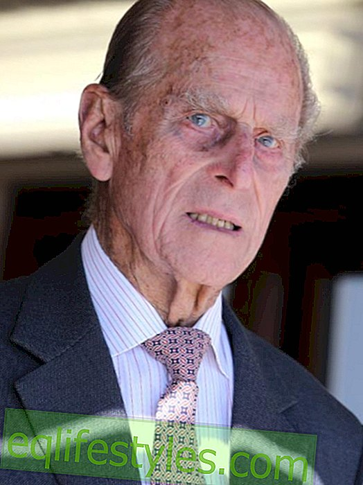 Concern for Prince Philip: He had to go back to the hospital!