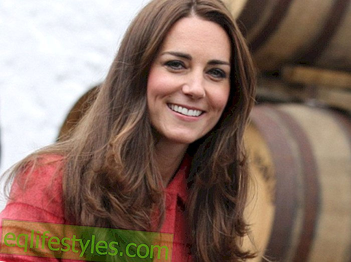 Duchess Kate & Princess Victoria Double Baby Happiness!