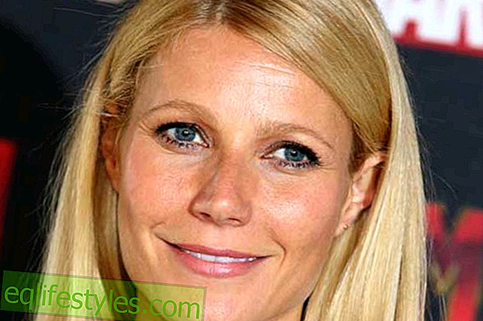 Unliked stars: Gwyneth Paltrow in 1st place