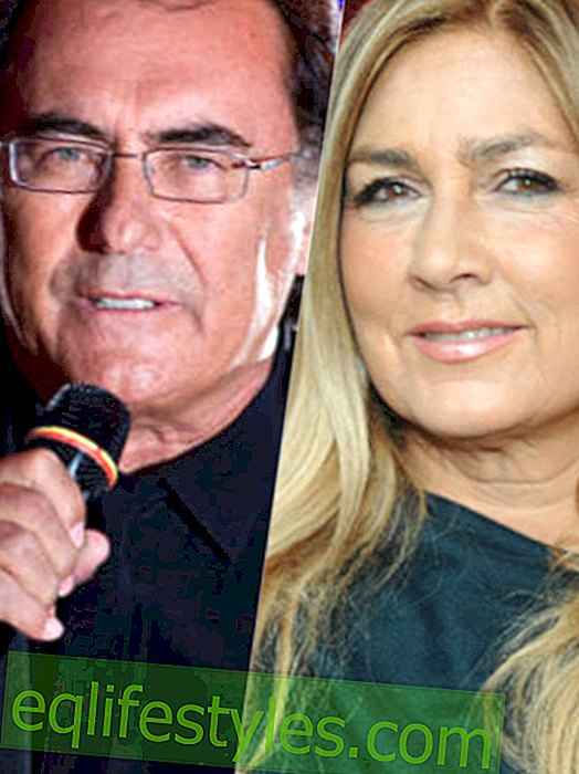 Al Bano Carrisi and Romina Power: Finally sneezed!