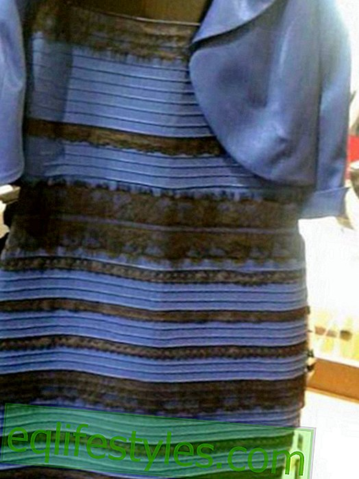 Dressgate: Is this dress blue-black or white-gold?