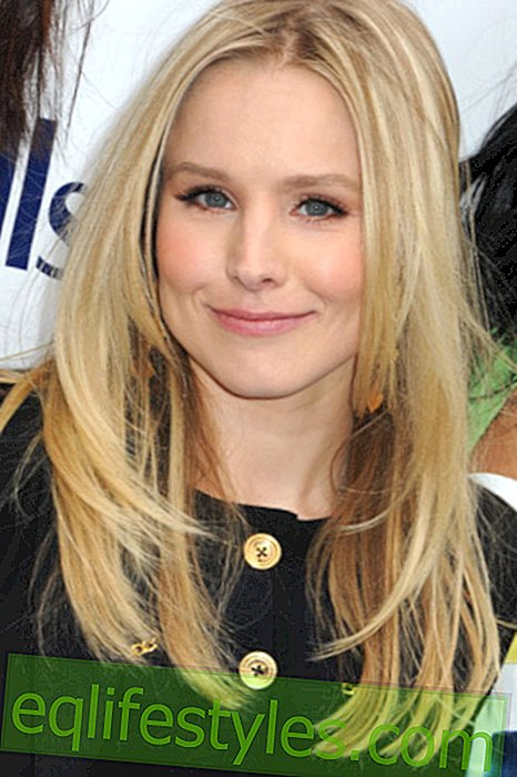 Life - Kristen Bell loves her engagement ring