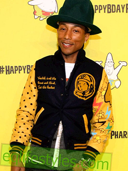 So 'Happy': Pharrell Williams cries at Oprah