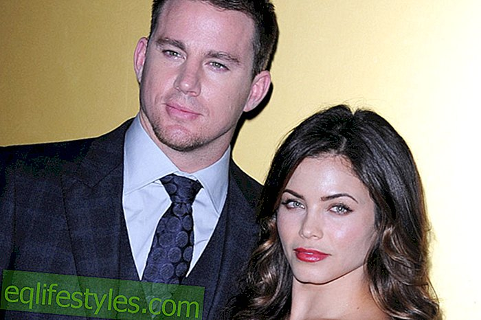 Channing Tatum's wife is pregnant