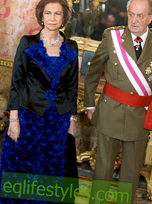 Are King Juan Carlos and his wife Queen Sofia separated?