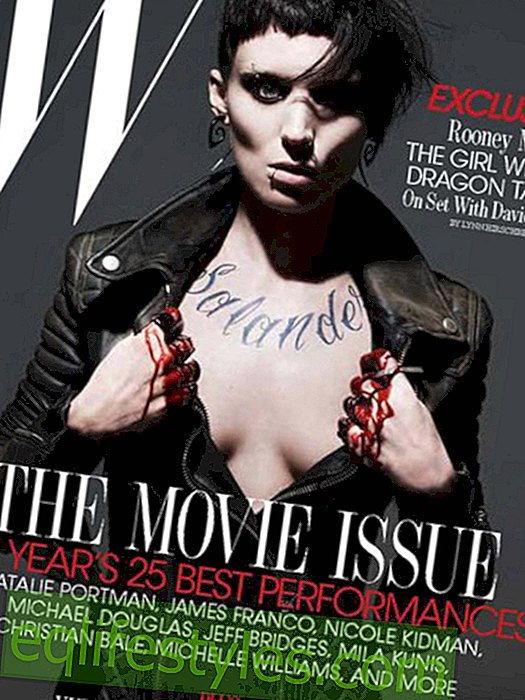 Rooney Mara: Nippel piercing for den nye rolle