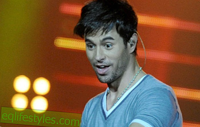 Life: Enrique Iglesias: Intimate shaving for nude sports!
