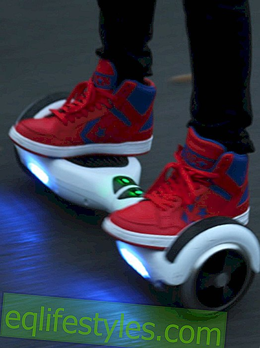 Hoverboards: Cult objects can endanger life