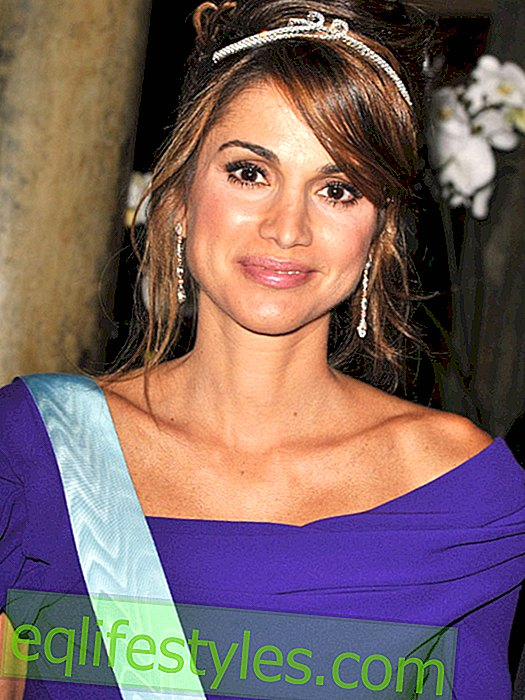 Jordan's nobility: Queen Rania has survived her heart surgery