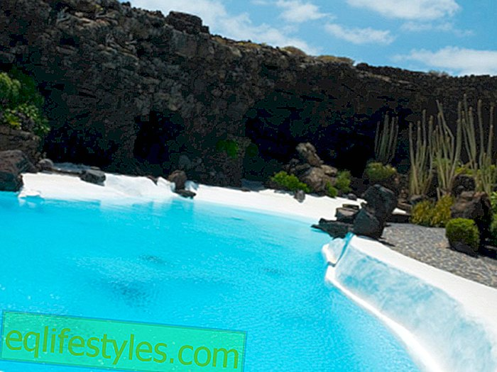Lanzarote: The Canary Island of the volcanoes