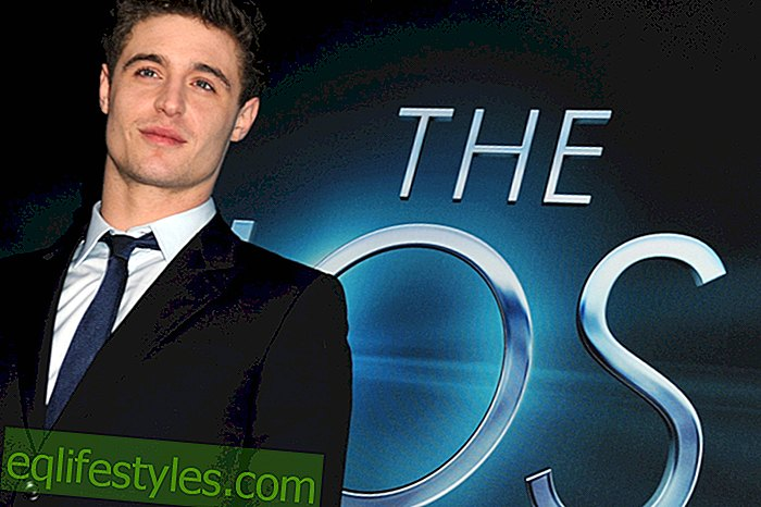 """Max Irons: """"I always listen to my gut feeling"""""""