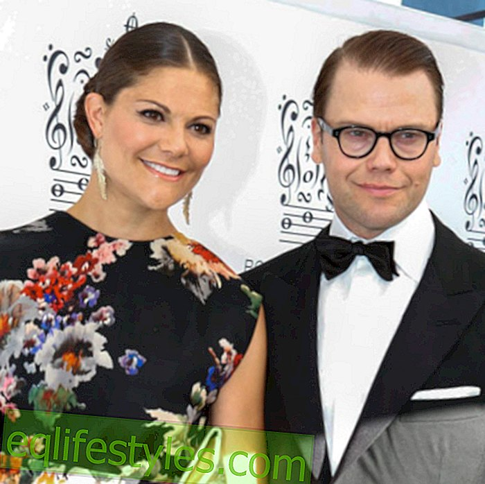 Crown Princess Victoria: In the intoxication of colors