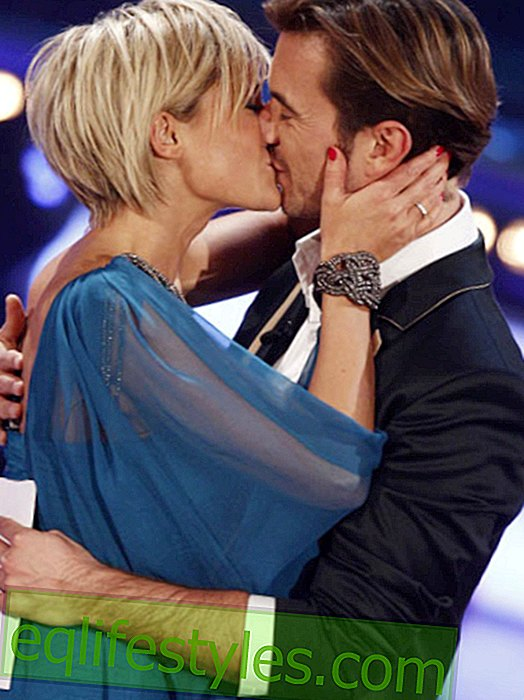 Helene Fischer and Florian Silbereisen: The beautiful kiss on TV