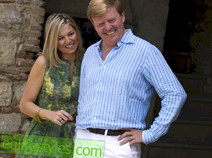 Save all - only Prince Willem-Alexander and M  xima not