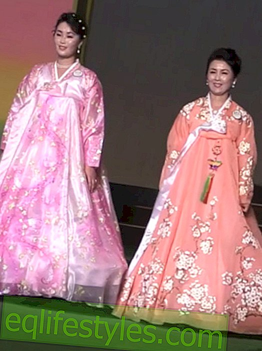Fashion Show in North Korea: Socialist Trends for the People