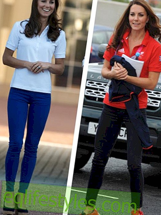 Duchess Kate: New excitement about her weight
