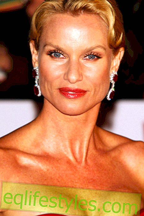 Nicollette Sheridan - fall from the horse