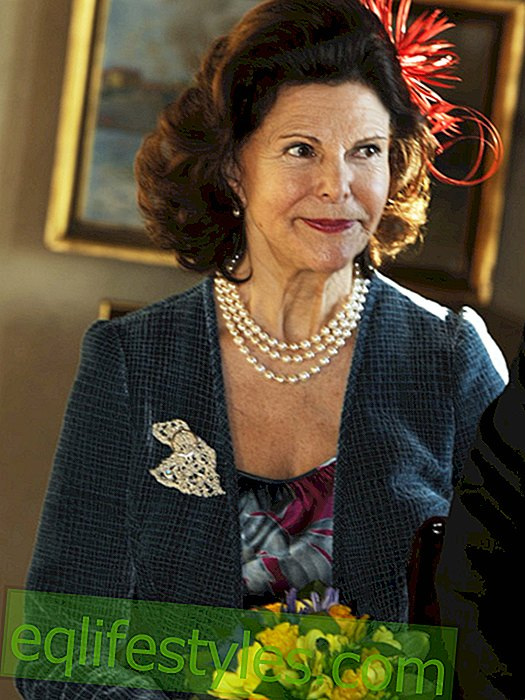 Queen Silvia was turned down in the restaurant