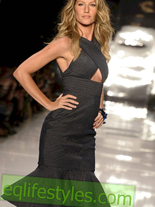Gisele Bundchen is the best-selling supermodel