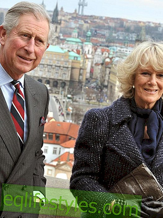 Does Prince Charles abandon Camilla for the throne?
