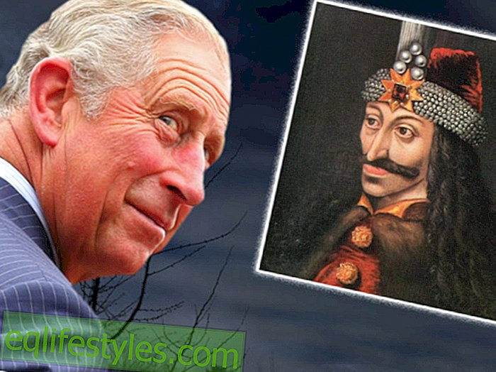 leven: Prince Charles: familie met Dracula
