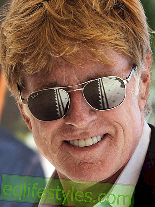 Robert Redford: Hans private lykke