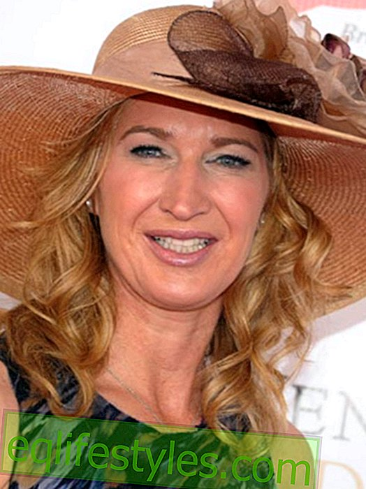 Steffi Graf: Your secret of luck!