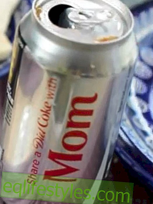 Video: Couple announces pregnancy with cola cans