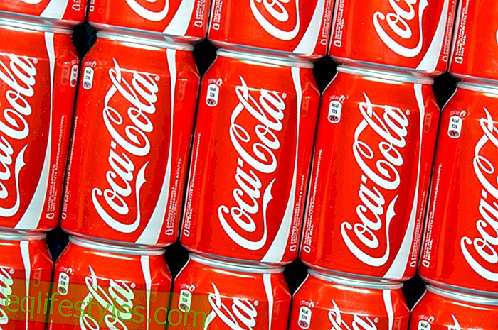 "Life - BeveragesCoca-Cola: canned ""human waste"""