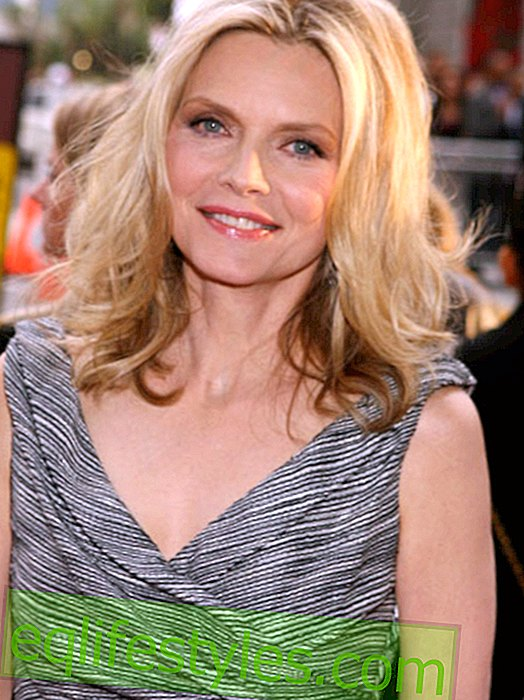 "Life - Michelle Pfeiffer: ""Since I am a mother, my life is in balance"
