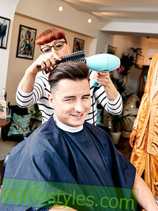 Life - Interview Andreas Gabalier: Exclusive interview with the hairdresser