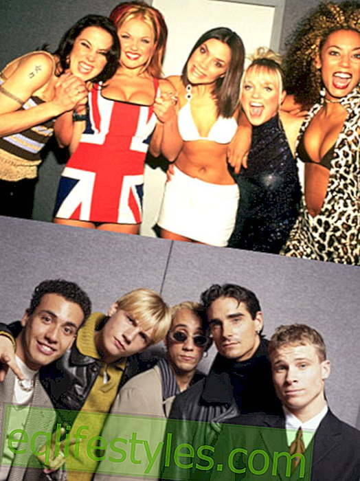 vida - Spice Girls y Backstreet Boys: ¿gira conjunta?