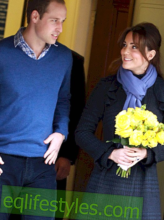 Prince William & Kate: Relief, the baby is fine!
