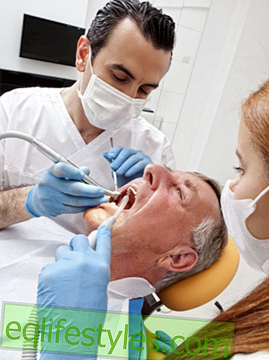 To earn more money with extra treatments: Dentist strips seniors' teeth
