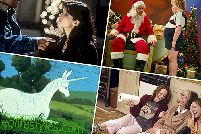 The ten best Christmas films