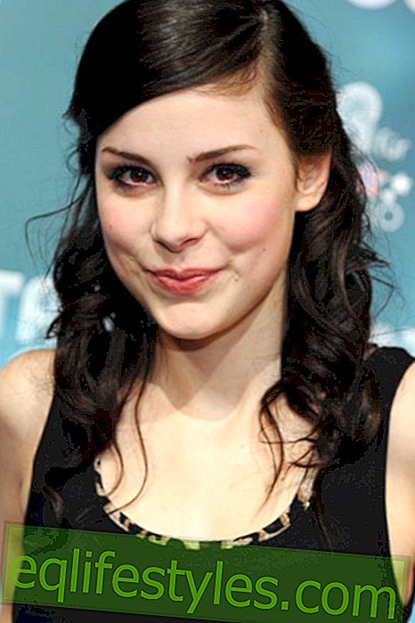 Internet star Lena Meyer-Landrut