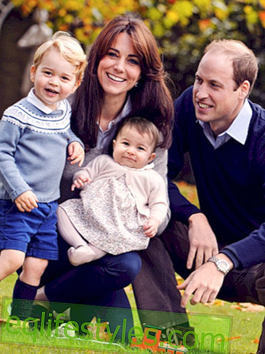 Sorry, there is something wrong with this official photo of Kate and William!