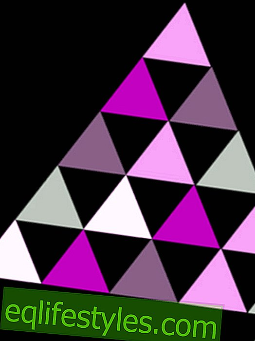Life - Triangle Puzzles: How many triangles do you see?