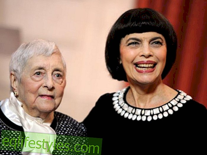 "Mireille Mathieu: ""I enjoy every minute with my mother"""