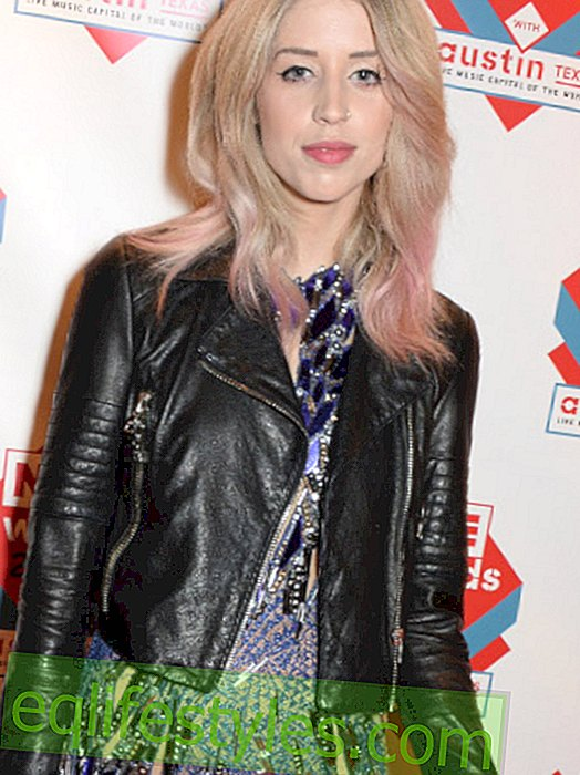 Peaches Geldof: Your shattering double life