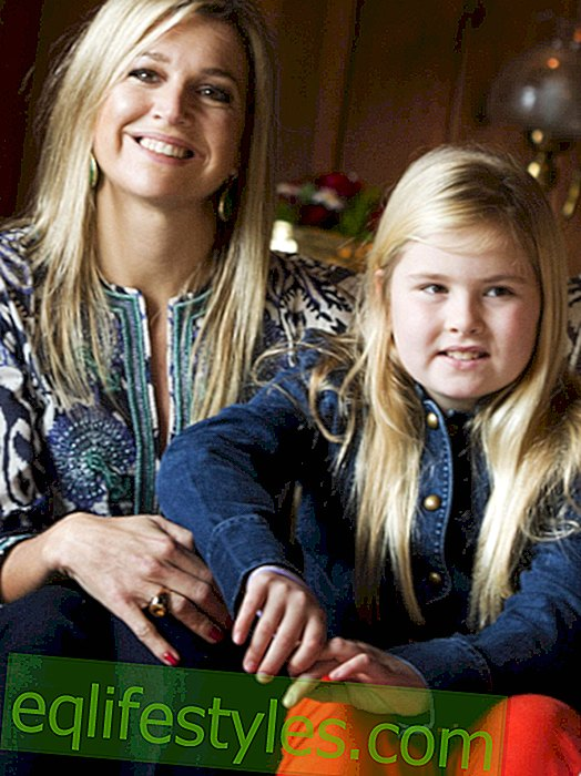 Princess M  xima: Her secret fear for little Amalia