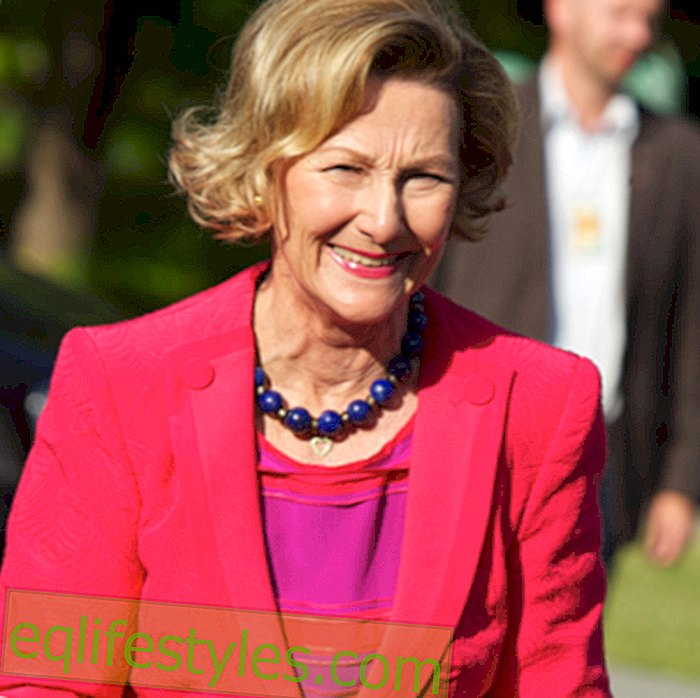 Queen Sonja: Stiller Birthday