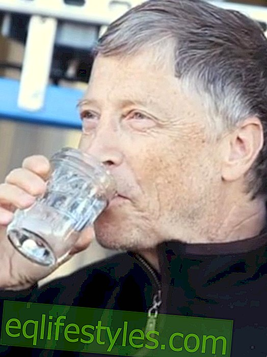 Viral video: Bill Gates drinks water from sewage treatment plant