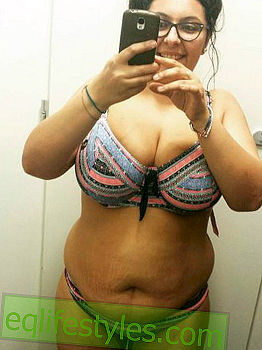 When this woman wanted to buy a bikini, the saleswoman gave her this incredible answer