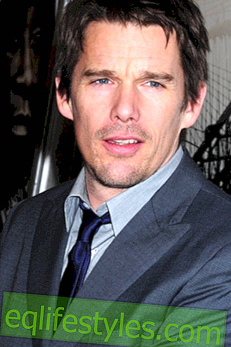 Ethan Hawke: 'The cancellation at Titanic was good!'