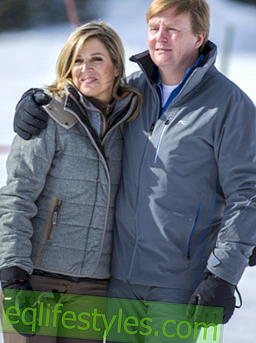 Queen Maxima: So she saved her husband's life!